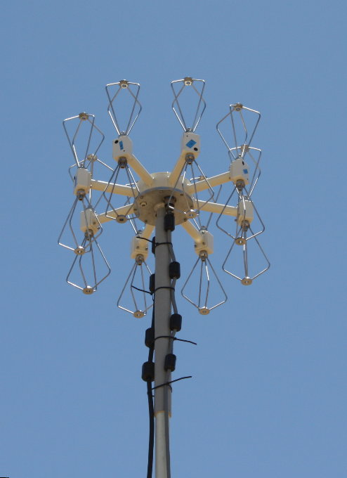 RDF Base Site Antenna